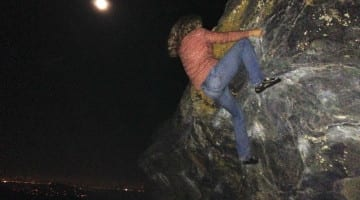 Midnight Bouldering Adventure