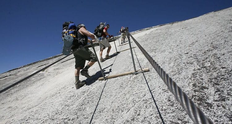 Step By Step Guide To Getting Your Half Dome Permit