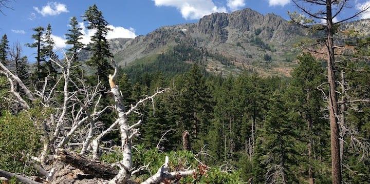 Mt. Tallac - Lake Tahoe