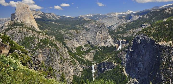 Panorama Trail Yosemite