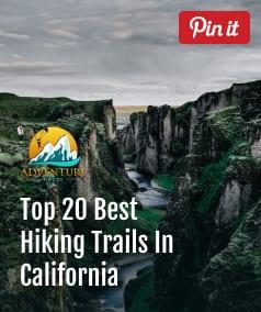Best Hiking Trails In California