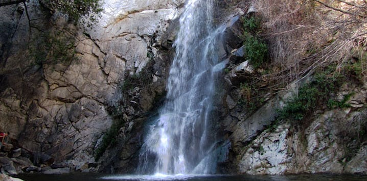 Sturtevant Falls