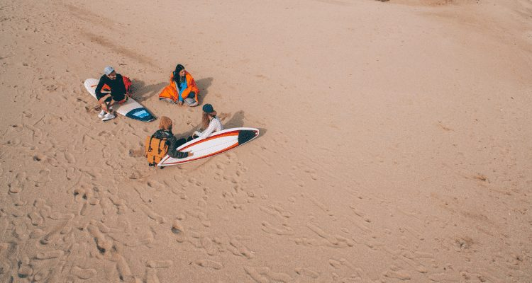 respect the beach - adventurehacks - epic outdoor adventure