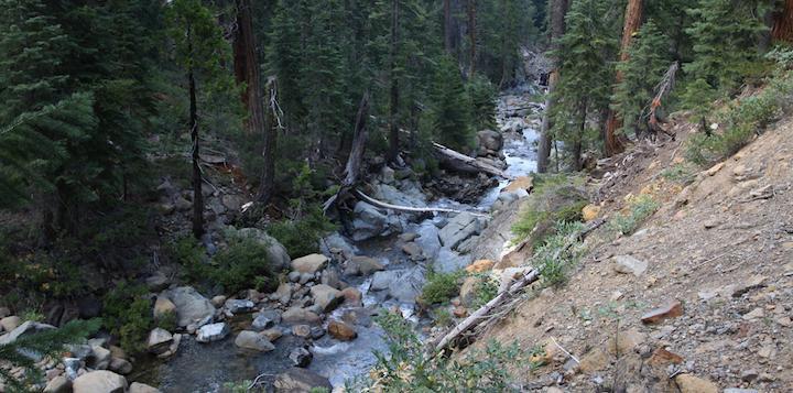 Sisson Callahan Trail