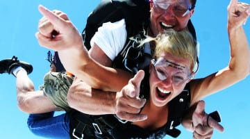 5 Reasons Why Skydiving Isn't as Scary as You Think