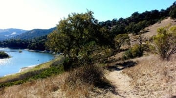 Duna Vista Loop and Encinal Trails