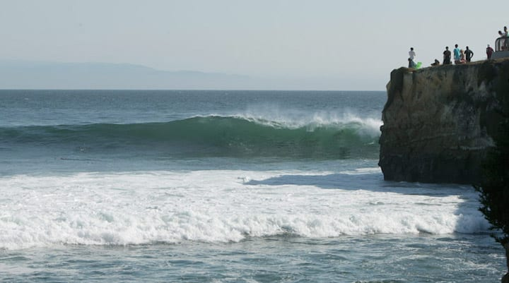 Steamer Lane Surfing