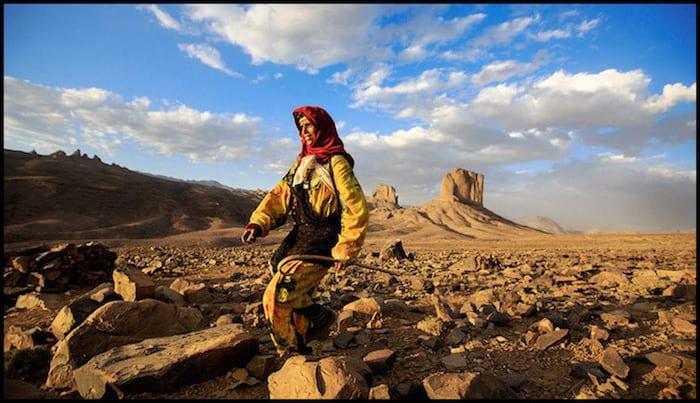 Berber Nomad Summer Adventure