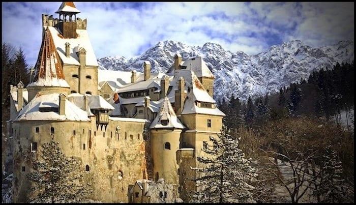 Bran Castle Europe Castle Tour