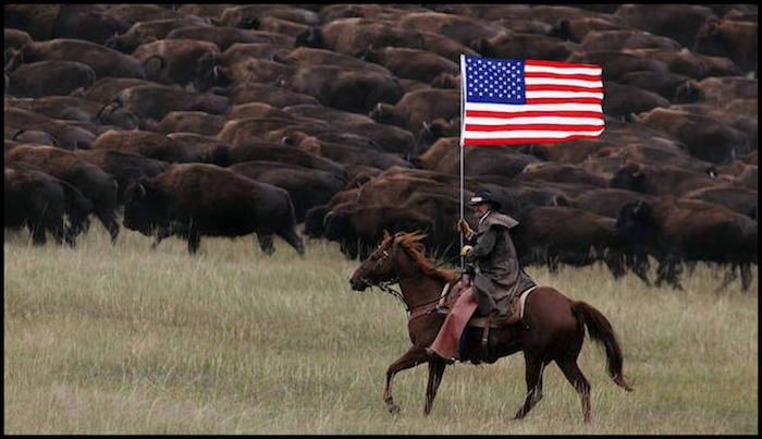 Buffalo Round Up Fall Adventure
