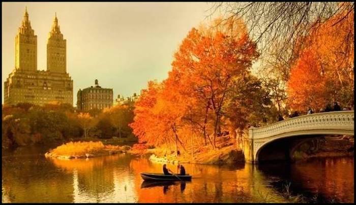 Paris Fall Adventure