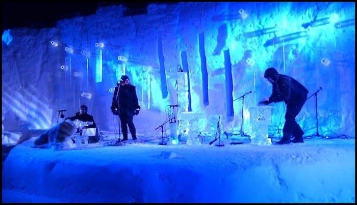 Geilo Norway Annual Ice Music Festival Winter Adventure