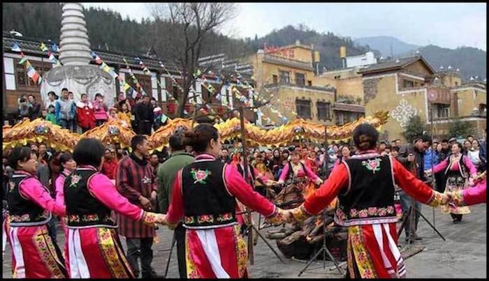 Tibetan Losar Festival Winter Adventure
