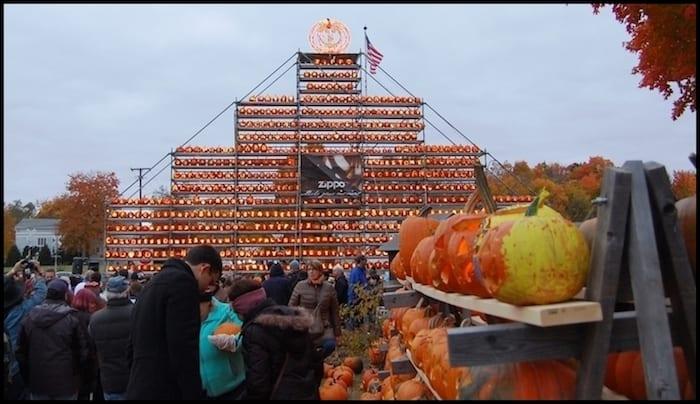 New Hampshire Pumpkin Festival Fall Adventure