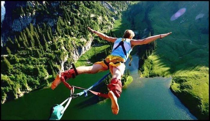 New Zealand Bungee Jumping