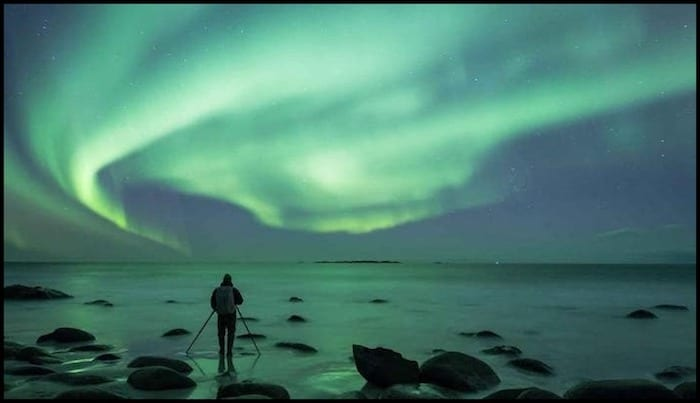 Norway Northern Lights Fall Adventure