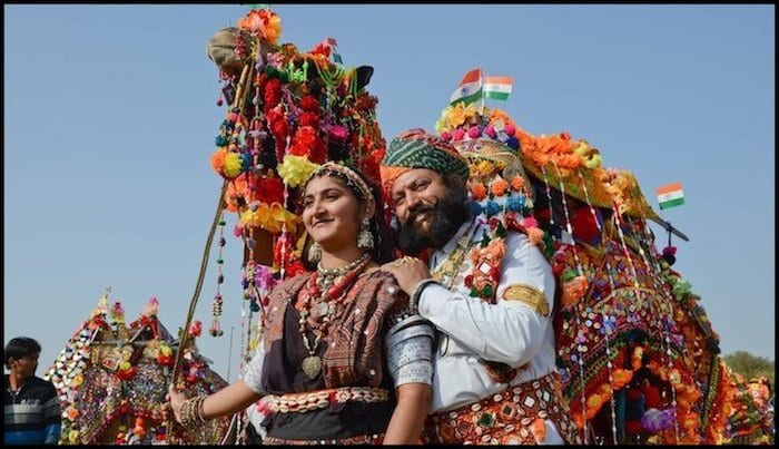 Pushkar Camel Festival Fall Adventure