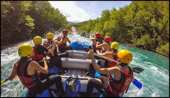 River Rafting Mozambique Summer Adventure