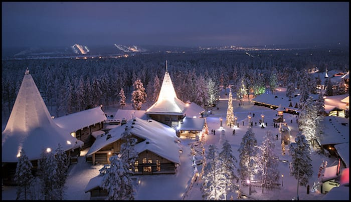Santa's Real Workshop Winter Adventure