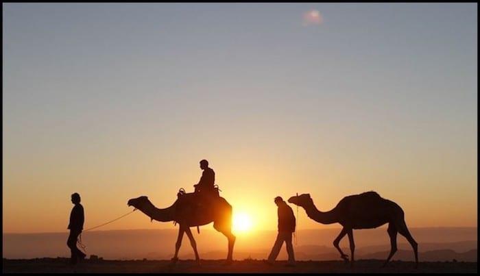 Follow the Silk Road Adventure Tour