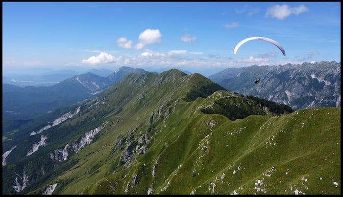 Slovenia Skydiving Fall Adventure