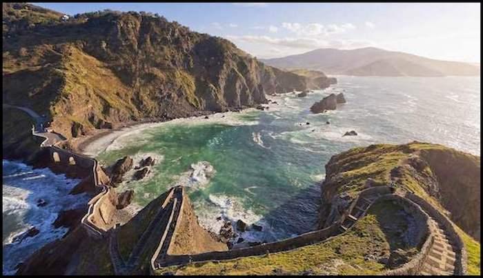Pilgrimage Trail Spain