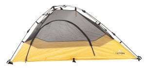 TETON XXL Ultralight Tent – 1 Man Pop Up