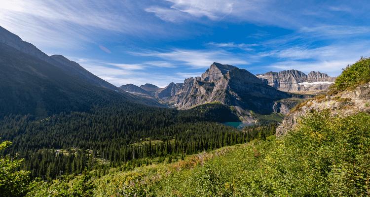 Glacier National Park Hiking Trails