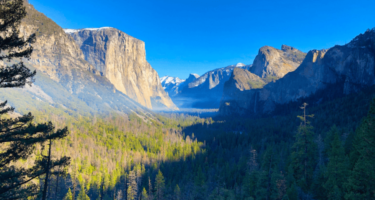 Yosemite National Park Hiking Trails